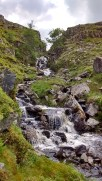 12.3 Waterfall below Dalehead Tarn