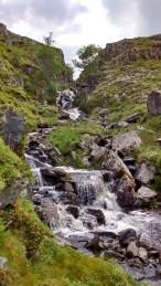 12.3 Waterfall below Dalehead Tarn