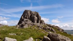 12.7 Harter Fell summit