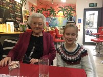 Christmas lunch at Sundial Centre