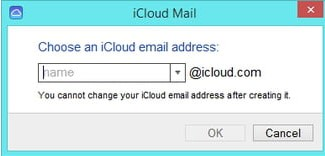 Escoge tu dirección de correo electrónico