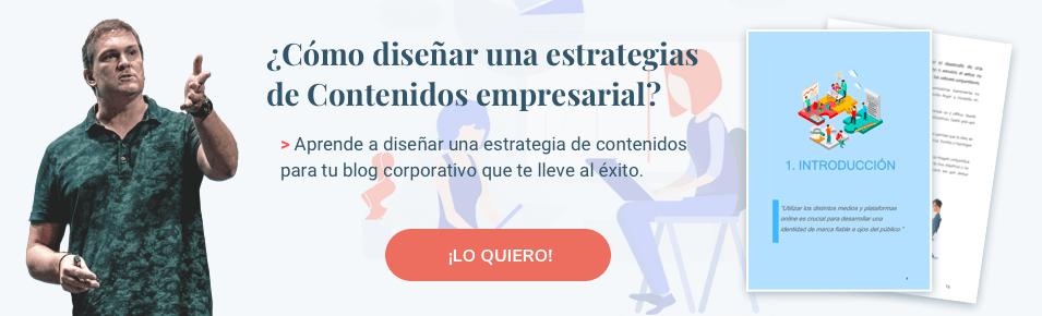 eBook Estrategia de Contenidos Empresarial