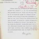 The letter initiating Mann's expatriation © Auswärtiges Amt