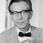 Richard Hofstadter (photo by Bernard Gotfryd, circa 1970)