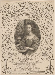 "Sandrart, Susanna Maria von, 1658-1716. ""Gabrielis Carola Patina"" 1682. The Miriam and Ira D. Wallach Division of Art, Prints and Photographs: Print Collection, The New York Public Library."