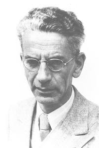 Karl Löwith. By permission of Universitätsarchiv Heidelberg