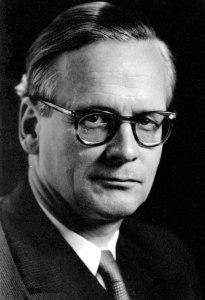 Gerhard Hess. By permission of Deutsche Forschungsgemeinschaft, Bonn