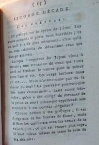 Warning about the danger of prejudices. Bibliothèque Historique de la Ville de Paris.