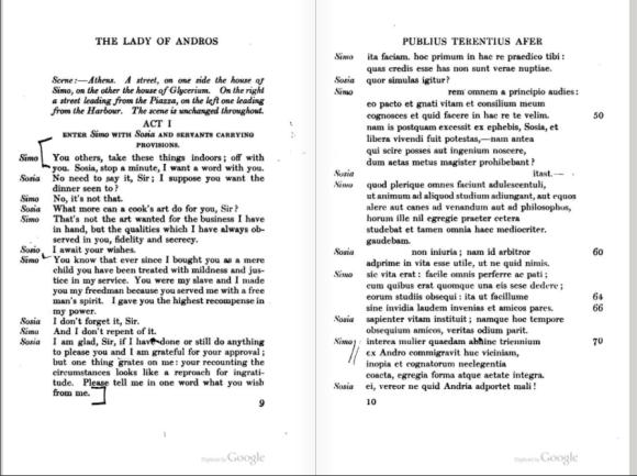 Loeb Facing Page Translation