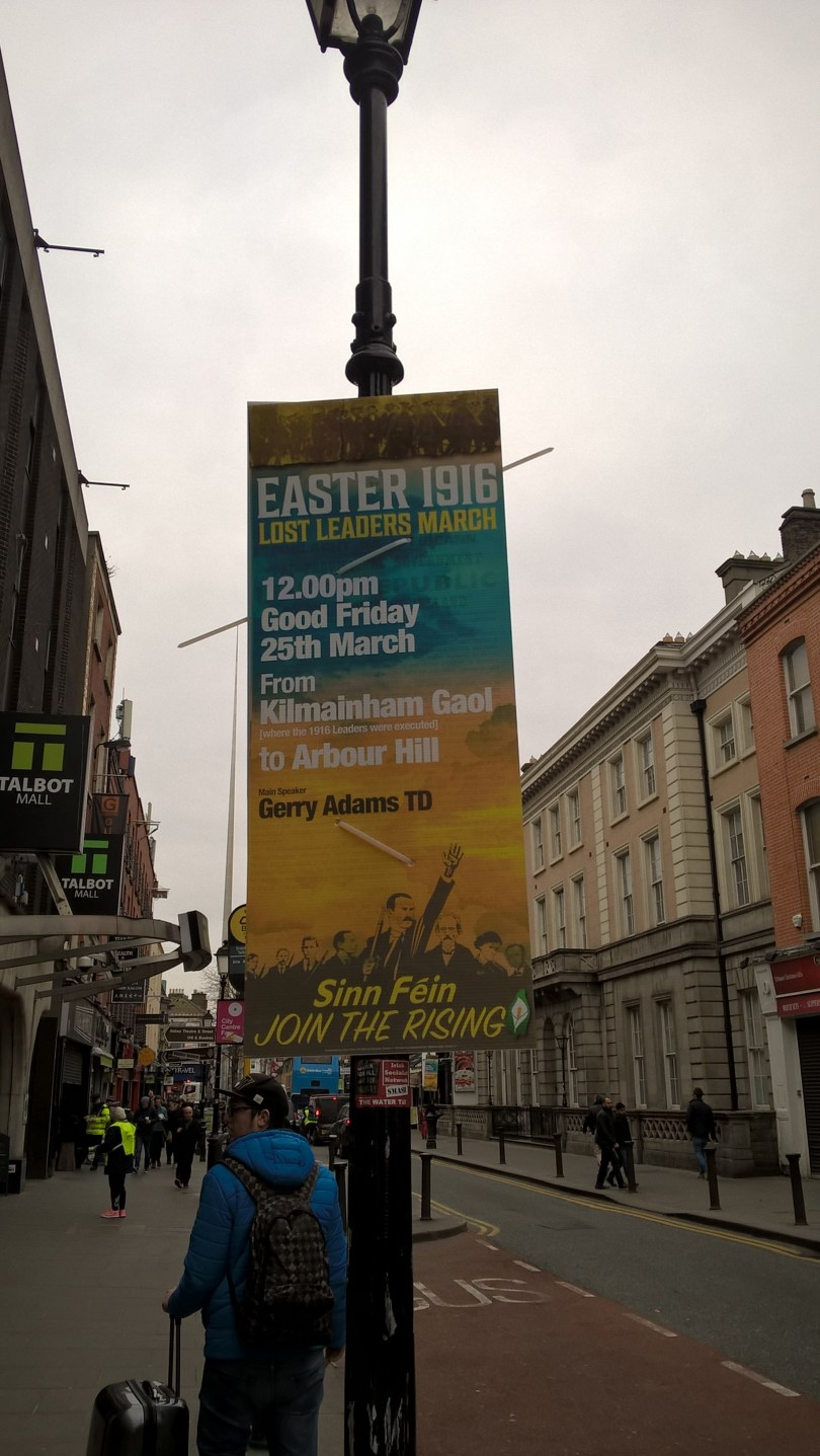 2 Dublin 2016 parade announcement