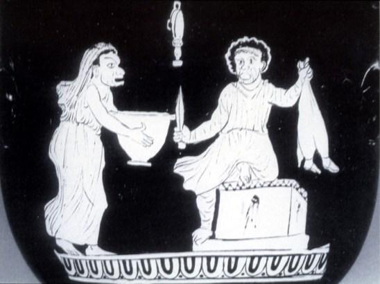 A fourth century South Italian Vase