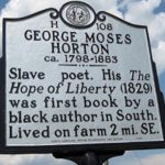 Intellectual Labor on College Campuses: A New Look at the Life of George Moses Horton