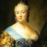 Vigilius Eriksen, Empress Elizabeth of Russia, 1757