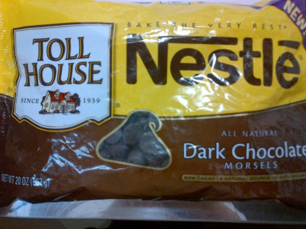 Nestles Finally Does Dark Chocolate Morsels Thoughts