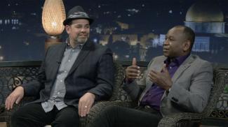 Messianic Rabbi Jason Sabel and Pastor ex-Muslim Yasser Andraus
