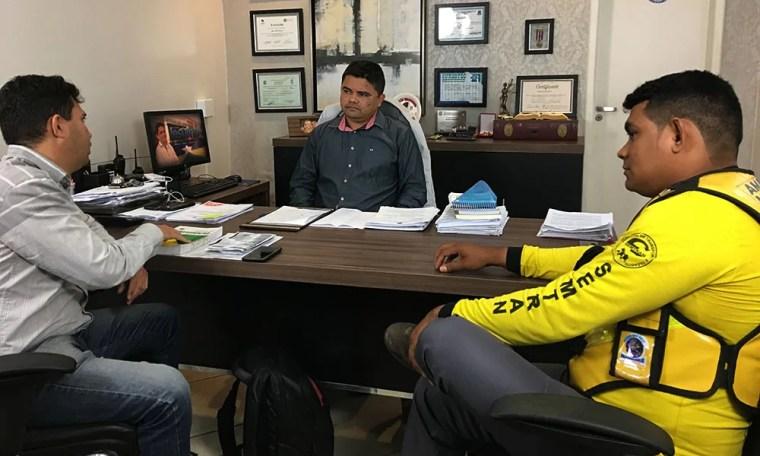 MOTO TAXISTAS – Deputado Jesuíno realizará audiência para discutir demanda dos trabalhadores