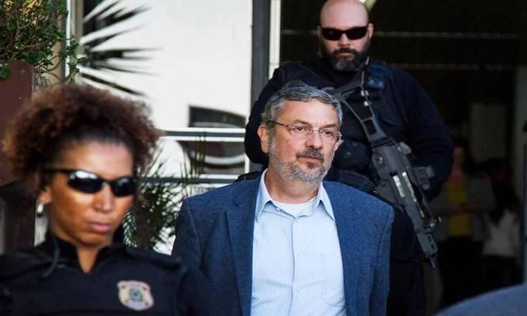 Palocci negocia delação com força-tarefa da Lava Jato