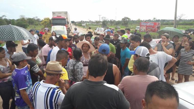Nota de esclarecimento sobre o ocorrido em Jacy-Paraná com o deputado Jesuino e a Vereadora Ada Dantas