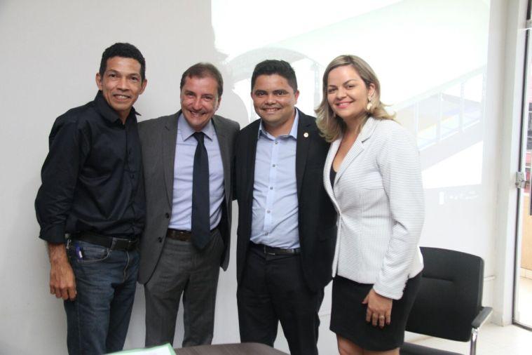 EDUCAÇÃO – Deputado Jesuíno destina R$ 500 mil para climatizar escolas de Porto Velho