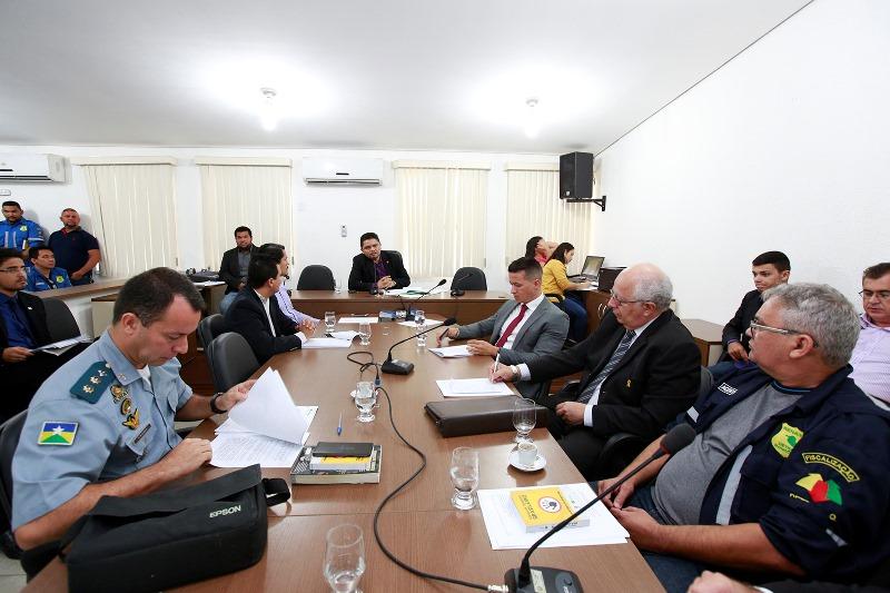 Instrução Legislativa ouve envolvidos em projeto que prevê modificações no Detran