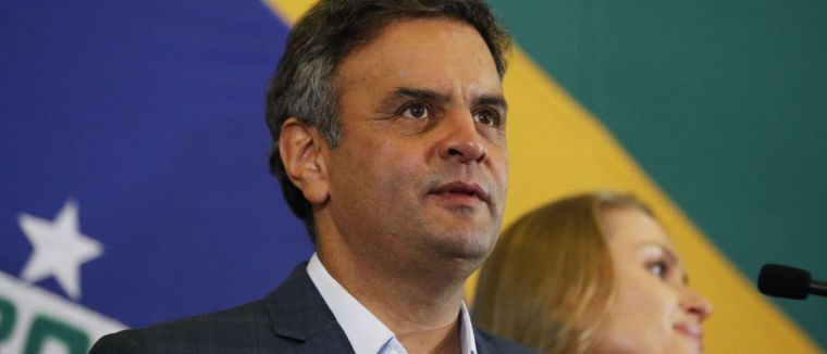 PGR pede prisão do senador Aécio Neves