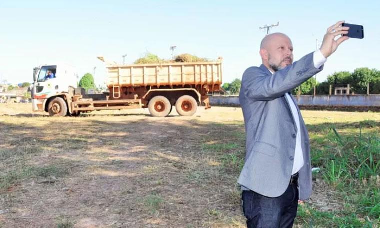 CAMPO DO AREAL: Palitot busca transferência de terreno para AFA