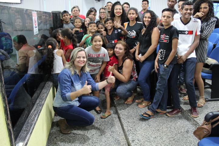 GUARDA E BOMBEIRO MIRIM MUNICIPAL: Projetos de Leis da vereadora Ada Dantas são aprovados