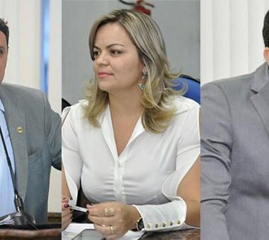 ENQUETE – Vereadores Júnior Cavalcante, Ada Dantas e Mauricio Carvalho aparecem como os mais atuantes