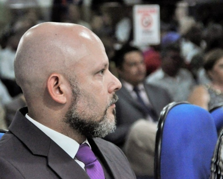 ATUAÇÃO – Aleks Palitot é o vereador mais atuante de Porto Velho, aponta pesquisa