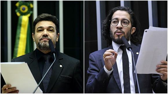 """Feliciano acusa Wyllys de apologia às drogas e """"perversão sexual"""""""