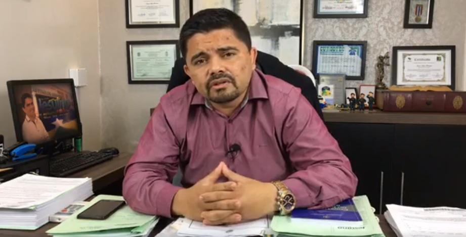 """SEM REGALIA – """"No meu gabinete não existe ponto facultativo"""", garante deputado Jesuíno Boabaid"""
