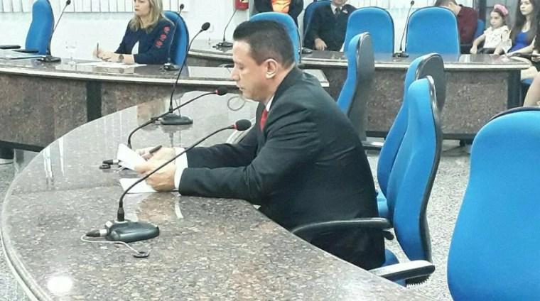Edesio Fernandes consegue aprovação de requerimento que fiscaliza verbas federais