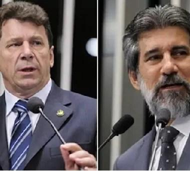 LAVA JATO – 23 senadores investigados podem perder foro privilegiado este ano; Valdir Raupp e Ivo Cassol estão na lista