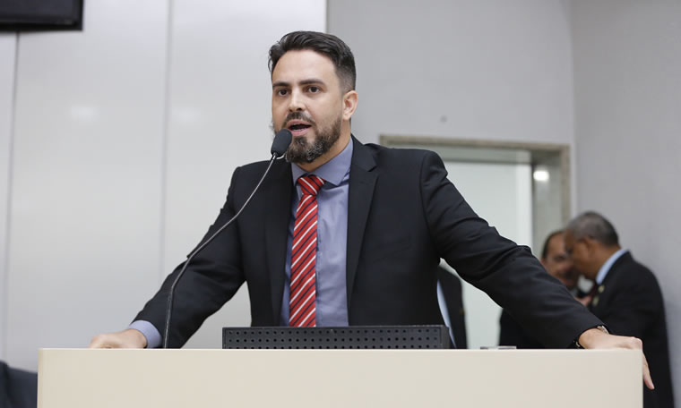 Léo Moraes solicita prorrogação de lei que oferece descontos de multas e juros