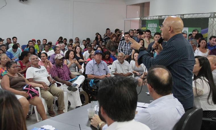 Programa Título Já vai beneficiar moradores de 11 bairros de Vilhena com 5178 escrituras públicas