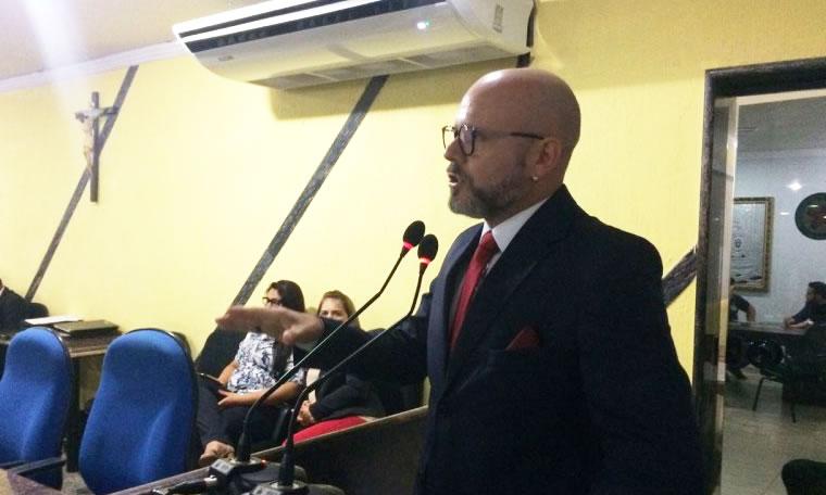 Aleks Palitot apresenta mais dois projeto em prol de Porto Velho