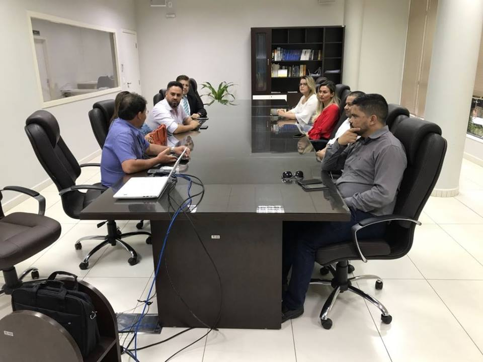 APOSENTADORIA – Deputado Jesuíno conhece sistema que pode beneficiar servidores públicos de RO