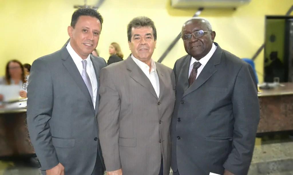 Edesio Fernandes parabeniza a todos os pastores de Rondônia