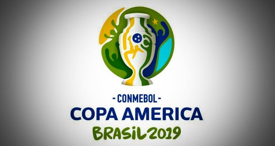 Copa América 2019, no Brasil, apresenta sua logomarca oficial