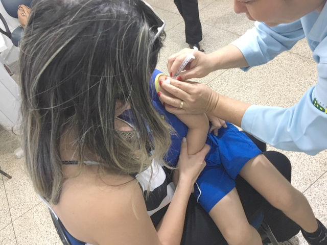 IMUNIZAÇÃO – Secretaria de Saúde orienta população sobre vacinação contra sarampo