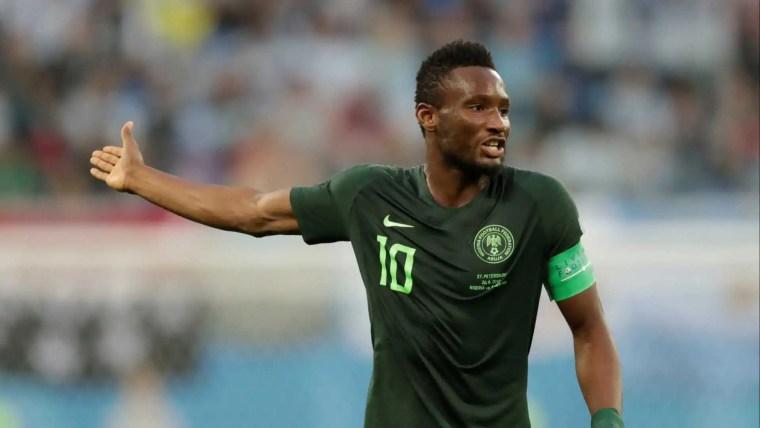Nigeriano jogou contra a Argentina após descobrir sequestro do pai