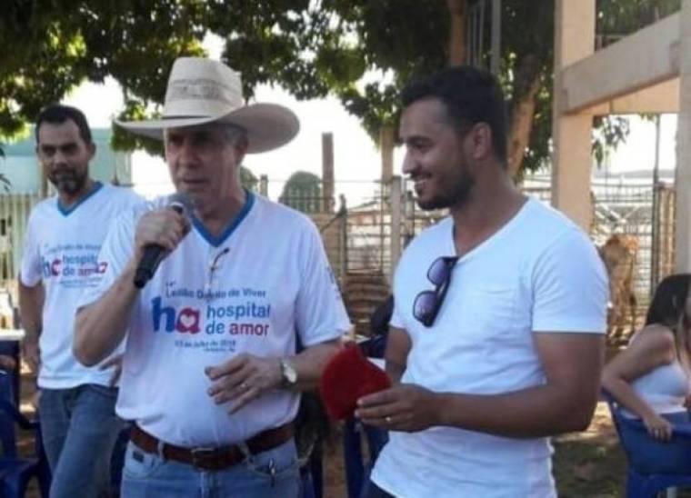 Rifas e venda de camisetas por empresas arrecadam mais de R$ 20 mil para Hospital de Amor da Amazônia