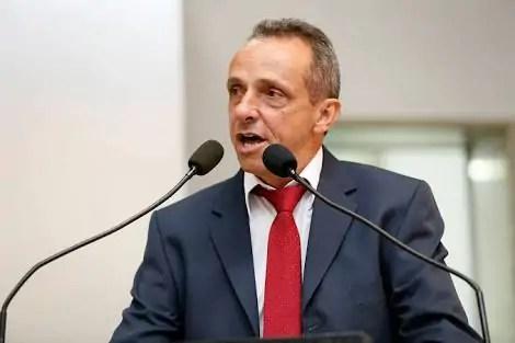 Deputado estadual Lazinho da Fetagro é vítima de infarto