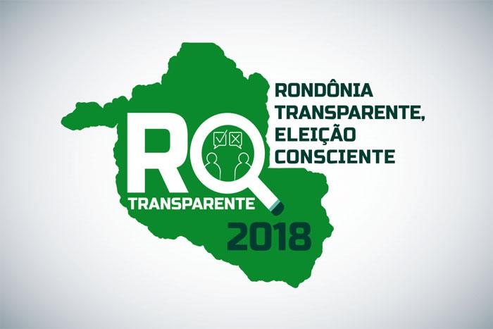 """TCE, MPC e TRE lançam projeto """"Rondônia Transparente, Eleição Consciente"""" voltado a pré-candidatos a governador"""