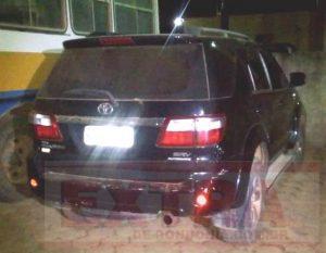 Carro oficial à disposição de deputado estadual é apreendido pela PM por imposto atrasado