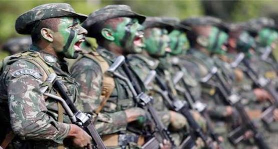 Exército abre quatro concursos com salários de até R$ 8.943,75