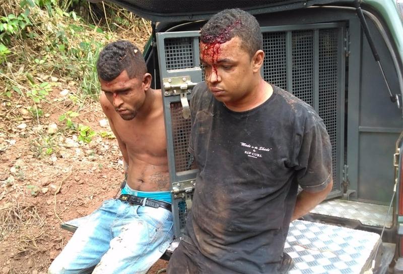Homem executado em Cerejeiras estava envolvido em guerra de ciganos na Bahia; Dois foram presos