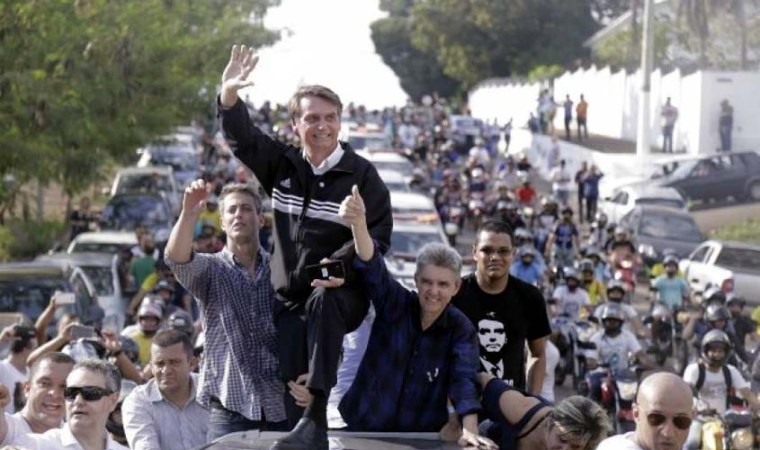 Em visita a Rondônia, Bolsonaro reafirma apoio a empresário vilhenense que disputa Senado