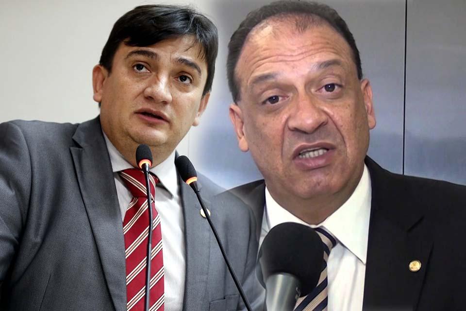 Procurador quer que TRE/RO impeça Capixaba e Cleiton Roque de usar dinheiro público em campanhas; MPE/RO já os considera inelegíveis