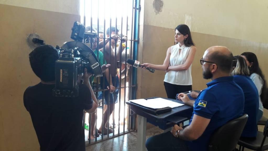 Justiça Restaurativa em RO será destaque no Profissão Repórter